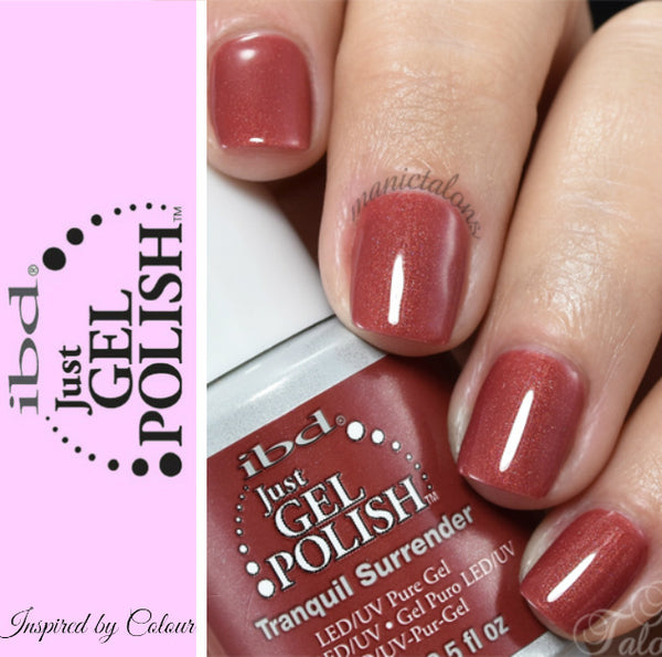IBD Just Gel Polish - Tranquil Surrender