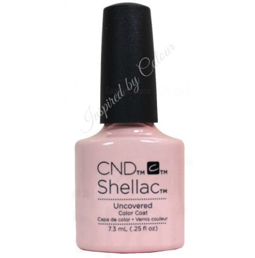 CND Shellac Power Polish ● UNCOVERED ● 7.3ml