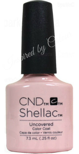 CND Shellac Power Polish Gel ~ Colours recommended for FRENCH MANICURE