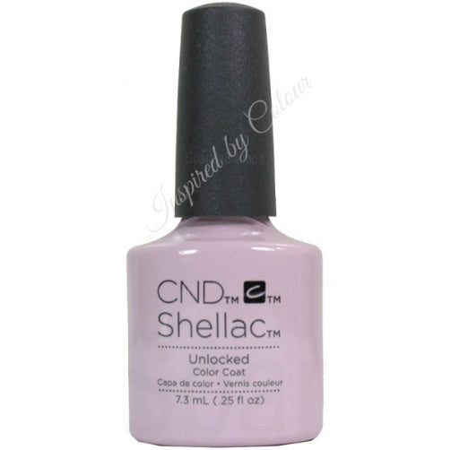 CND Shellac Power Polish ● UNLOCKED ● 7.3ml