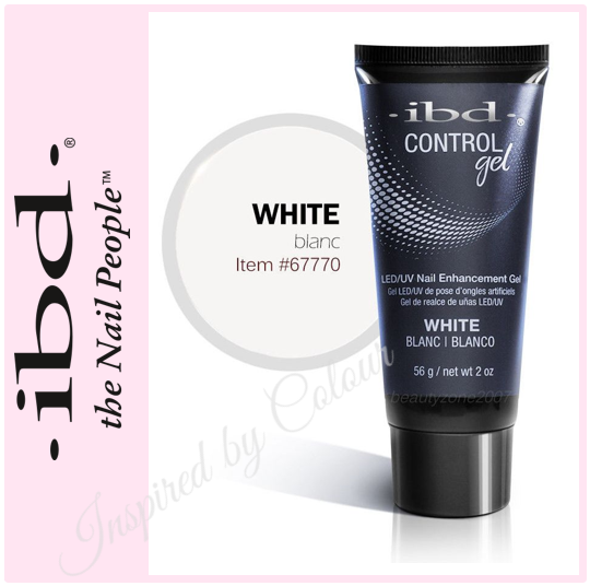 IBD LED/UV Gel ● Control Gel ● White 56g/2oz