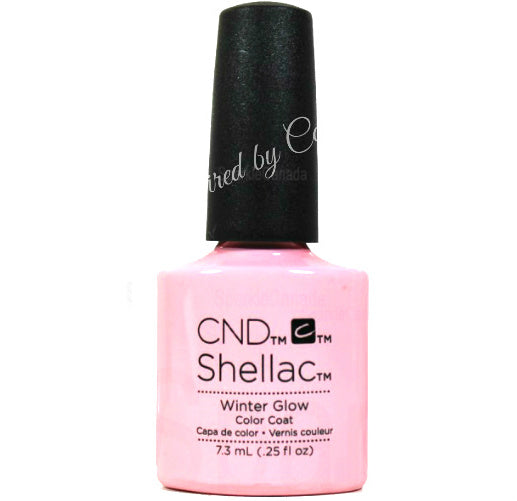 CND Shellac Power Polish ● WINTER GLOW ● 7.3ml