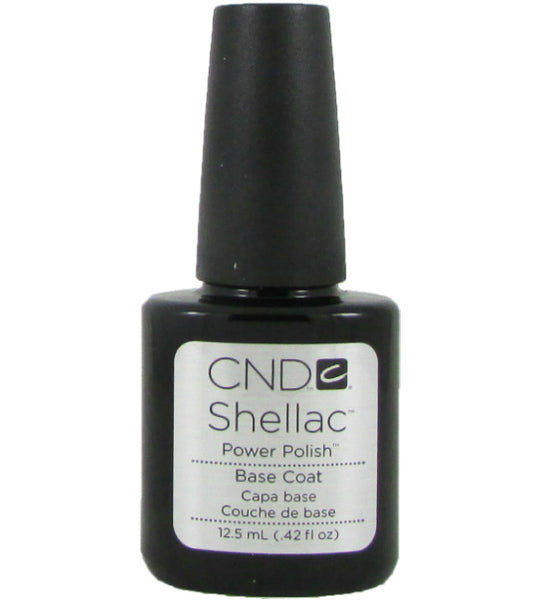 CND Shellac Power Polish ● BASE COAT ● 12.5ml
