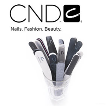 CND Nail Files & Buffers