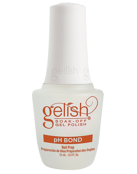 Harmony Gelish ® Hand & Nail ● pH BOND DEHYDRATOR 15ml ● 100% Authentic