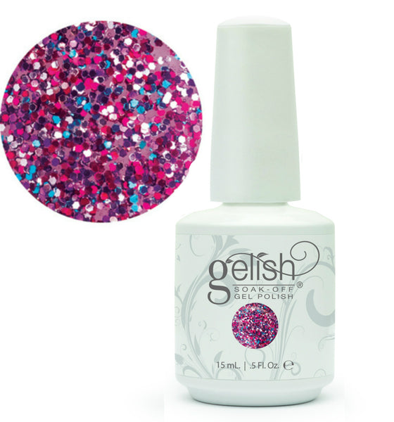 Harmony GELISH® Soak-Off Gel - #PARTY GIRL PROBLEMS 15ml