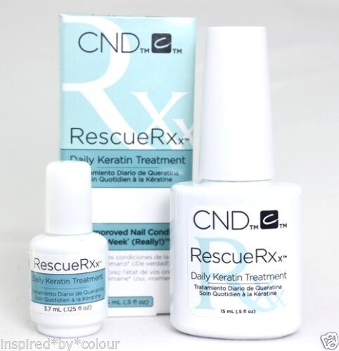 CND Essentials Range ~ Rescue RXx 15ml or 3.7ml