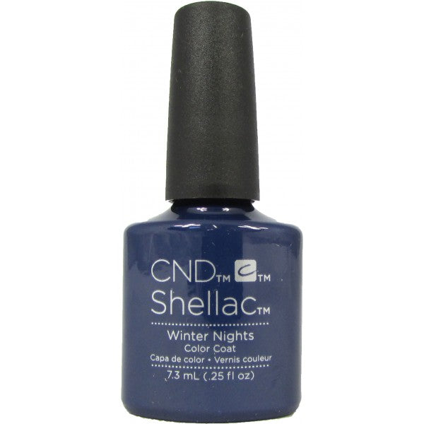 CND SHELLAC POWER POLISH GEL ~ Colours M ~ Z