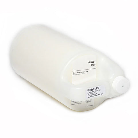 3D Systems VisiJet® S300 Support Material (2.0 kg Bottle)<br /><br /><small>(Part #: 23126-905)</small>
