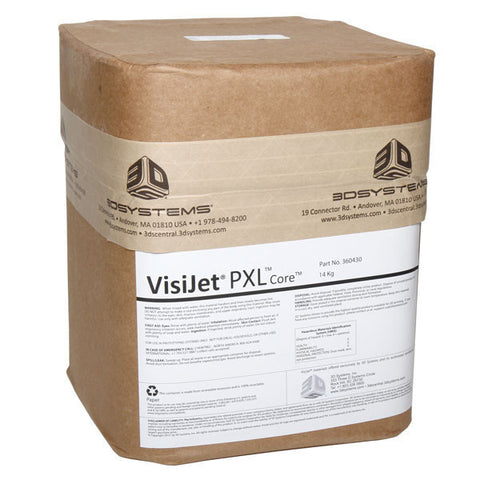 3D Systems VisiJet® PXL™ Core 14kg Container<br /><br /><small>(Part #: 360430-00)</small>