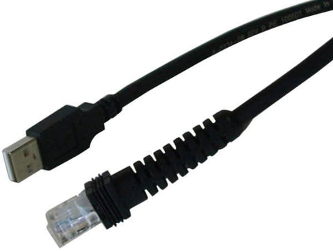 Cab-424E Enhanced Usb Type A, 9' Coiled<br /><br /><small>(Part #: 90A052043)</small>