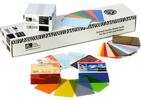 10 Mil Adhesive Back Cards W/ Mylar Backing; 5 Packs Of 100<br /><br /><small>(Part #: 104523-010)</small>