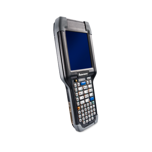 CK3X Series Mobile Computer~Connectivity: WLAN and Bluetooth; Scanner: 2D Long Range; Keyboard: AlphaNumeric