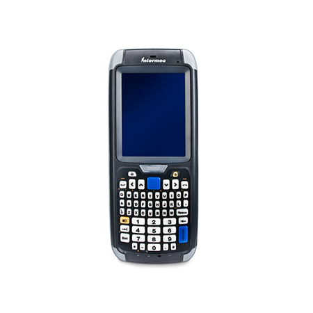 CN70e RFID Mobile Computer~Keypad: QWERTY Keypad / 3715 - 1 GHz Refresh; Camera: No Camera; Radio Options: WLAN, ETSI; Operating System: Windows Embedded Handheld