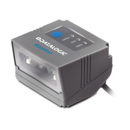 Datalogic Gryphon GFS4400 2D Fixed Mount Area Imager Barcode Reader<br /><br /><small>(Part #: GFS4450-9)</small>