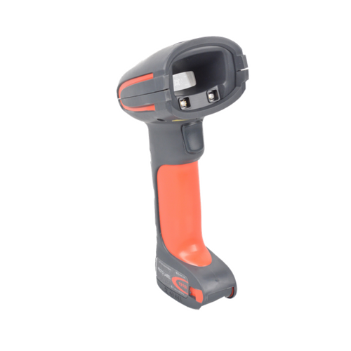 Granit™ 1911i Industrial Scanner~Color: Red; Interface: Scanner: N/A (Bluetooth), Charge/Comm Base: USB; Range: Extended Range Focus; Scanning Technology: 1D, PDF; Connection: Cordless