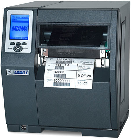 "Datamax-O'Neil 8"" H-Class X Industrial Printer H-8308X<br /><br /><small>(Part #: C83-00-48000004)</small>"