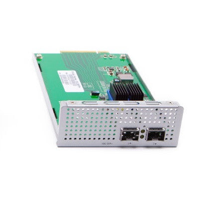 Meraki 2 x 10 GbE SFP+ Interface Module for MX400 and MX600<br /><br /><small>(Part #: IM-2-SFP-10GB)</small>