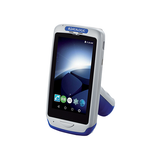 Joya™ Touch A6 Handheld Mobile Computer~Colors: Enclosure: Grey, Battery Cover: Blue; Healthcare: No; Form Factor: Handheld; Scanner: 2D Imager: White Illumination & Green Spot