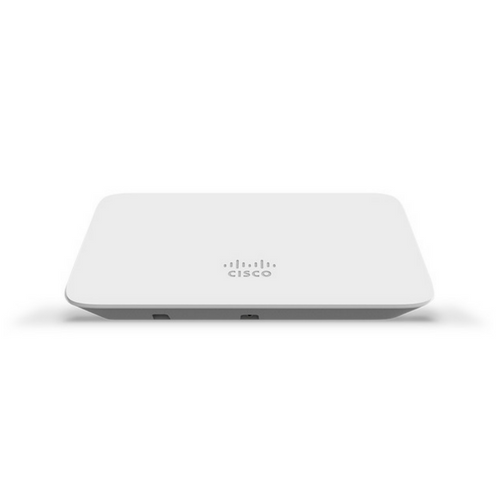 MR20 Indoor Access Point~Interfaces: 1 × Gigabit Ethernet Port; Deployment: Indoor; Antenna: Internal