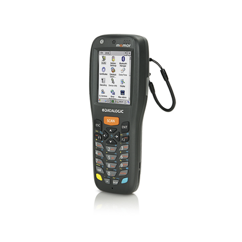 Memor X3 Handheld Mobile Computer~Colors: Black; Connectivity: Batch Only (No WiFi); Healthcare: No; Microprocessor: 624 MHz; OS: MS Windows CE 6.0 Core; Scanner: 2D Area Imager
