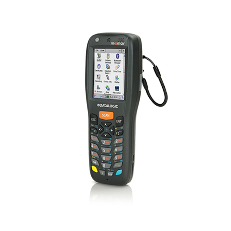 Memor X3 Handheld Mobile Computer~Colors: Black; Connectivity: Batch Only (No WiFi); Healthcare: No; Microprocessor: 806 MHz; OS: MS Windows CE 6.0 Pro with MS WordPad and Internet Explorer 6.0; Scanner: Laser