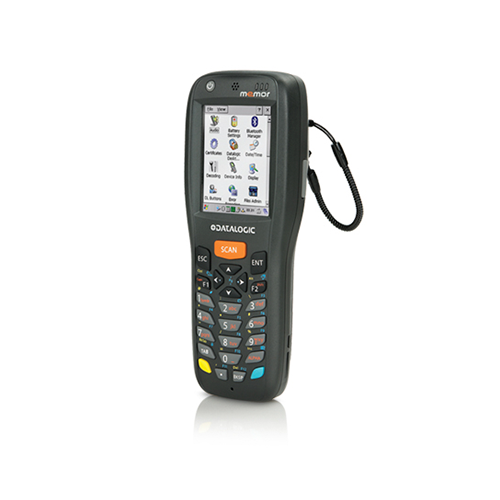 Memor X3 Handheld Mobile Computer~Colors: Black; Connectivity: WiFi + Bluetooth; Healthcare: No; Microprocessor: 806 MHz; OS: MS Windows CE 6.0 Pro with MS WordPad and Internet Explorer 6.0; Scanner: Laser
