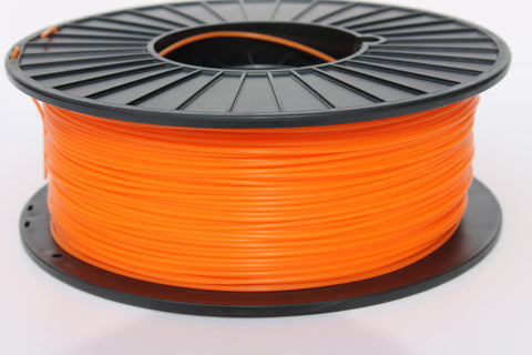 All Professional 3D Advanced ABS – Electric Orange – 1.75mm