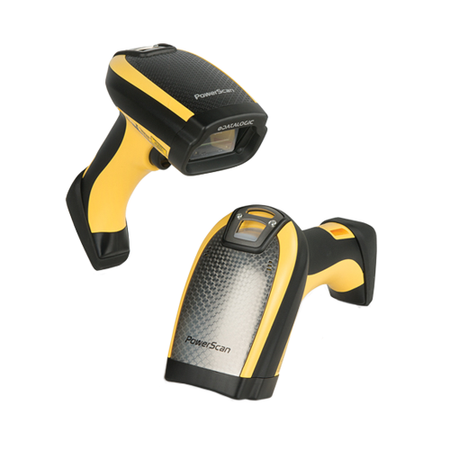 Xenon™ 1902g Handheld Scanner~Color: Black; Interface: Scanner: N/A (Bluetooth), Charge/Comm Base: USB; Scanning Technology: High Density (HD); Connection: Cordless