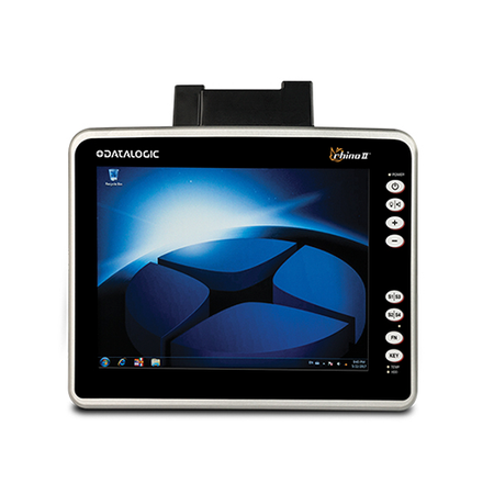Rhino II Vehicle Mount Computer~Display: 10in. Resistive/Freezer Model; OS: Windows Embedded Compact 7; Voltage: 12 VDC
