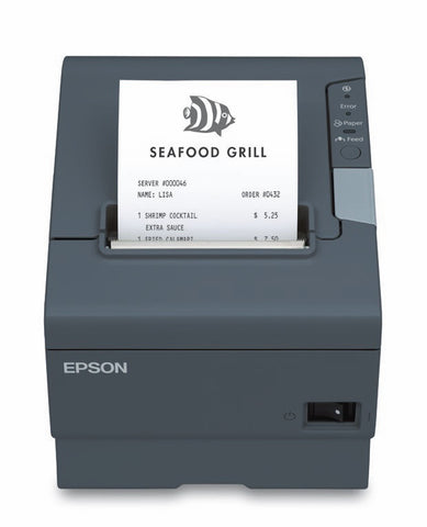 Omnilink,T88V-I,Intelligent Printer,Edg,80Mm,W/Ps & Us Cbl<br /><br /><small>(Part #: C31CA85779)</small>