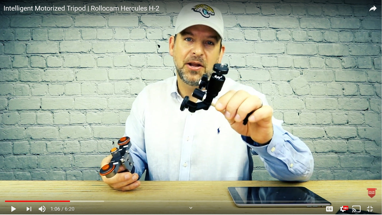 Rollocam H-2 Product Review Video