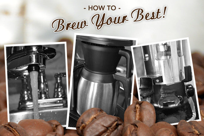 6 Tips to Brew the Best Coffee Experience