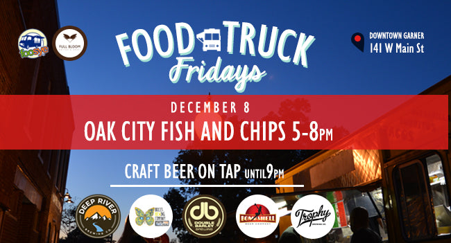 Food Truck Friday: December 8th!
