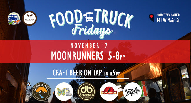 Food Truck Friday November 17: Moonrunners