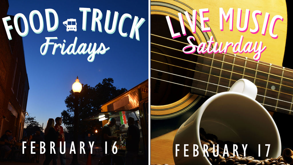 February Weekend Event Line Up