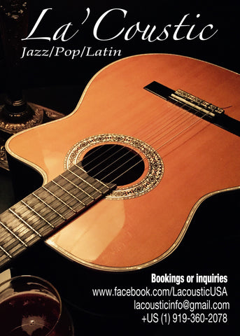La'Coustic Latin Jazz Band