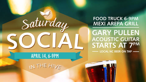 Saturday Social April 14