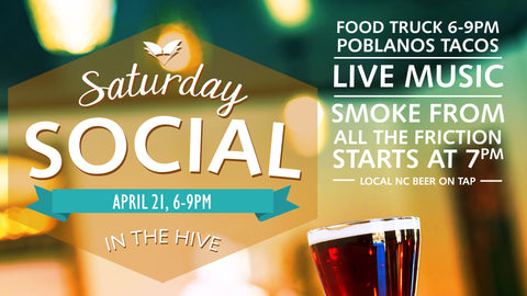 Saturday Social April 21