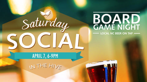 Saturday Social April 7