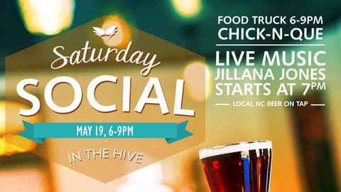 Saturday Social May 19