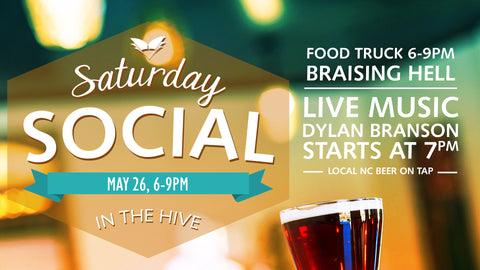 Saturday Social May 26