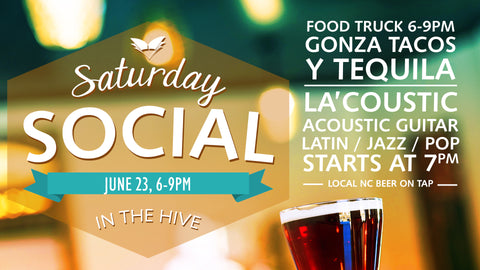 Saturday Social June 23