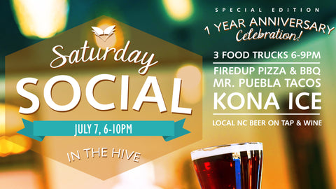 Saturday Social July 7