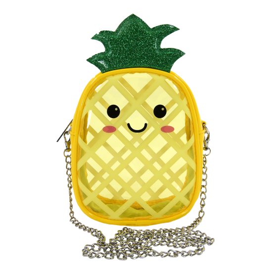 Pineapple Crossbody Bag - Funky Fish Trinidad