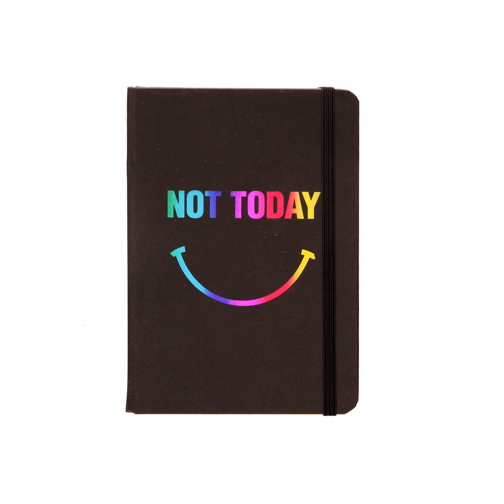 Not Today Notebook - Funky Fish Trinidad