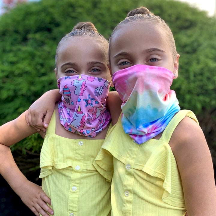 Fashion Face Gaiter Masks