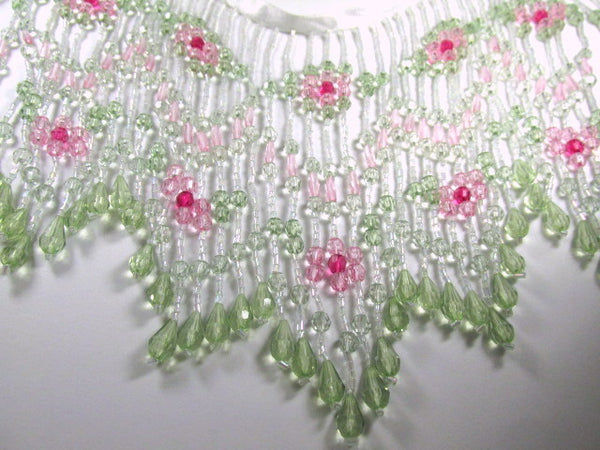 Long Beaded Fringe