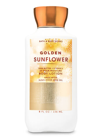 Bath and Body Works Golden Sunflower Body Lotion 236ml New