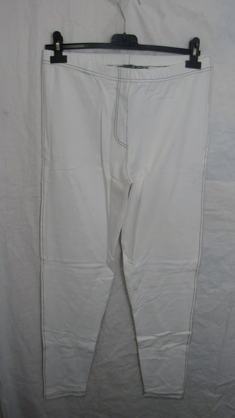NEW Ladies White Stretchy Jeggings Leggings Size 14, 16, 18, 20, 22-24, 26-28